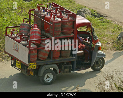 Lpg gas cylinder home delivery