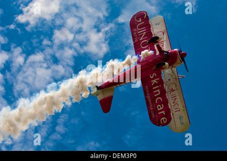 Biggin Hill Airshow Biggin Hill Kent England UK Europe - Stock Photo
