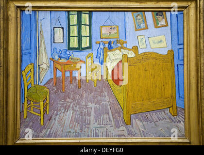 France paris the orsay museum la goulue dancing with valentin le stock photo royalty free - Chambre a arles van gogh ...
