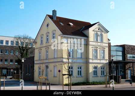 Jewish Museum Westphalia, Dorsten, Ruhr Area, North Rhine-Westphalia - Stock Photo