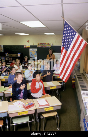 The Pledge of Allegiance in Schools