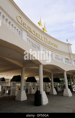Churchill Downs And Kentucky Derby Museum In Louisville