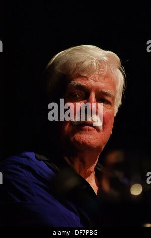 Sept. 27, 2013 - Austin, Texas, U.S. - Gary Kent,  at ''Our Dinner with the Danger Gods'' .The event which was sponsored - Stock Photo