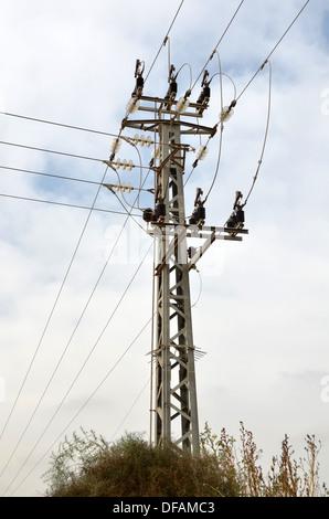 Electricity Voltage In Tunisia
