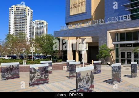Tampa Bay History Center,Tampa,Florida,USA,North America - Stock Photo