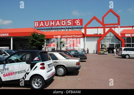 Bauhaus Diy Store Stock Photo Royalty Free Image
