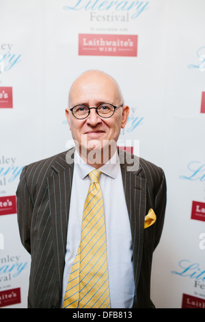 Richard Davenport-Hines - Stock Photo