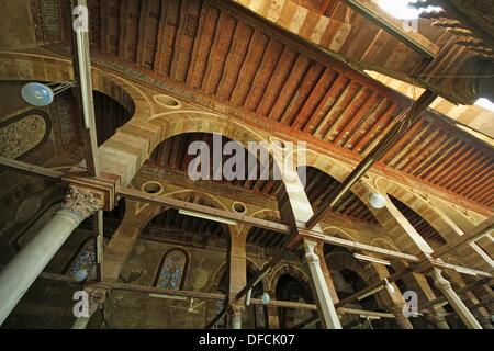 Tunbugha al-Maridani Mosque, Tunbugha al-Maridani was one of Sultan Al-Nasir Mohammed´s sons-in-law. It´s one of - Stock Photo