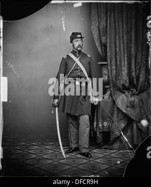 Col. Marshall Lefferts, 7th N.Y 528406 - Stock Photo