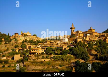 Valldemossa, Mallorca, Spain - Stock Photo