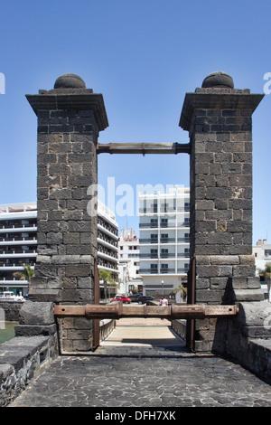 Puente de las Bolas bridge - Stock Photo