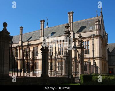 Oxford University Examination Schools, Merton Street, Oxford, Oxfordshire, UK. - Stock Photo