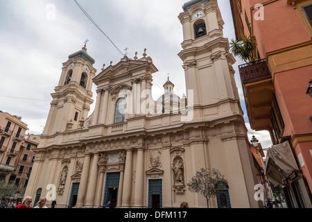 Santa Margherite Ligure,Province Genoa,Liguria,Italy - Stock Photo