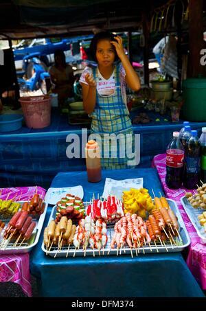 Local Food Khao Phra Bang Khram Nature Reserve Krabi ...