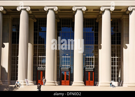 MIT great dome building - Stock Photo