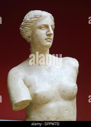 Venus de Milo. Academia de San Carlos. Ciudad de México. - Stock Photo