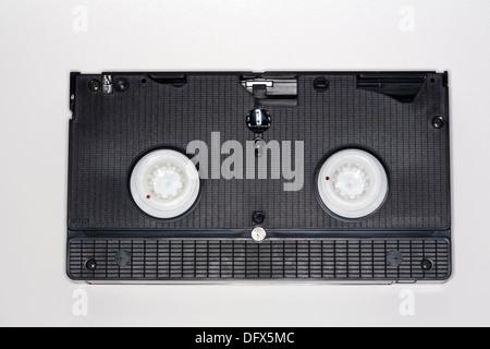 VHS cassette - Stock Photo