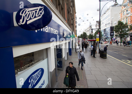 Drug stores in london uk