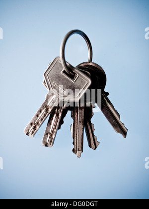 Group of keys - Stock Photo