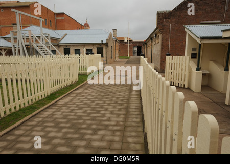 At the Old Dubbo Gaol - Stock Photo