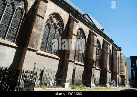 Sint Matthias Kerk Saint Matthew´s church, Maastricht, Limburg, The Netherlands, Europe - Stock Photo