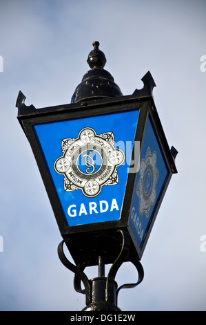 State Police Force of Ireland Irish Garda Síochána - Stock Photo