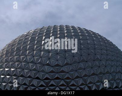 roof ,EPCOT Center, Walt Disney World - Stock Photo