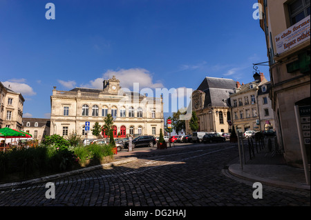 Town Hall, Laon - Stock Photo