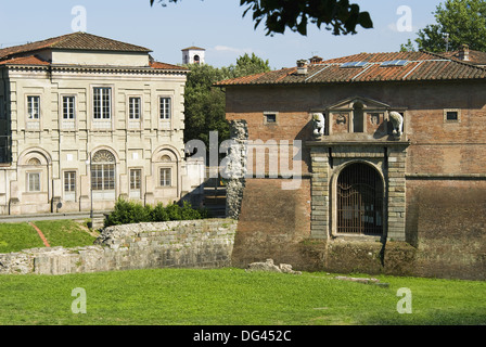 San donato city gate lucca tuscany italy stock photo - Porta san donato ...