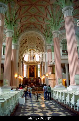 Interior of the protestant church st nicholas in kiel for Interior design kiel