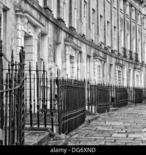 Camden Crescent, Bath, Somerset, UK - Stock Photo