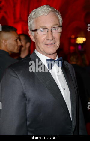 London UK, 15th Oct 2013 : Paul O'Grady arrive at the Attitude Magazine Awards 2013 at the Royal Courts of Justice. - Stock Photo