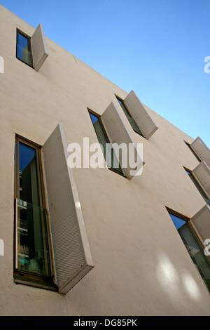 Can Travi apartments, 2009, architect: Sergi Serrat, Barcelona, Catalonia,  Spain
