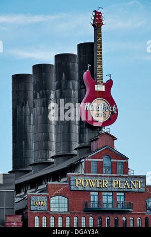 Hard Rock Cafe Inner Harbour Baltimore