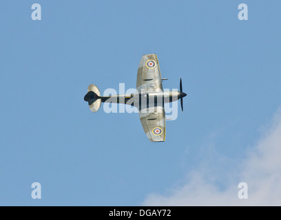 Supermarine Spitfire RAF Royal Air Force - Stock Photo