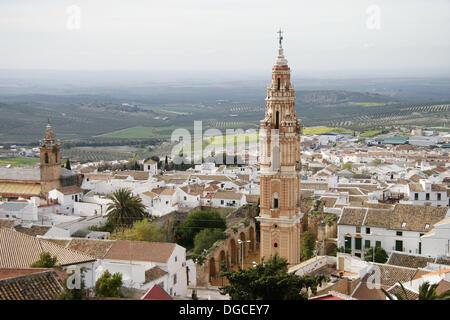 Torre de la victoria estepa sevilla provincia andaluc a espa a stock photo royalty free image - Foro de estepa sevilla ...