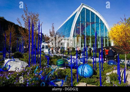 Glasshouse Chihuly Garden and Glass Seattle Washington State