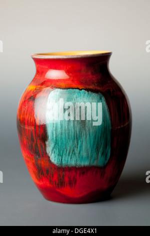Poole Pottery Vase Stock Photo 77990971 Alamy