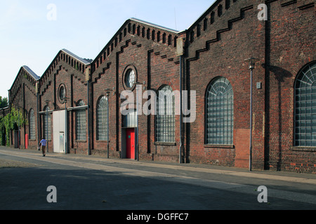 D-Oberhausen, Ruhr area, Lower Rhine, Rhineland, North Rhine-Westphalia, NRW, LVR Industrial Museum, former zinc - Stock Photo