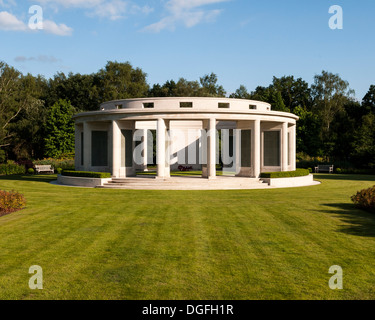Brookwood Military Cemetery and memorials, Brookwood, United Kingdom. Architect: unknown, 2013. Memorial. - Stock Photo