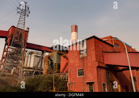 Old factory  building - Stock Photo