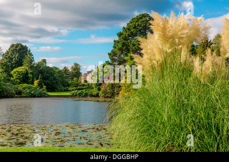 Sheffield Park, Uckfield, East Sussex. - Stock Photo