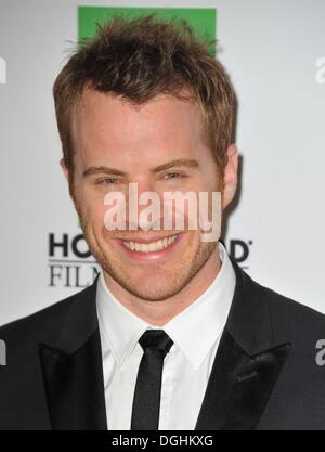 Beverly Hills, CA, USA. 21st Oct, 2013. at arrivals for 17th Annual Hollywood Film Awards Gala, The Beverly Hilton - Stock Photo