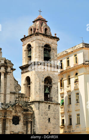 Plaza Vieja, La Habana Vieja (Old Havana), UNESCO World ...