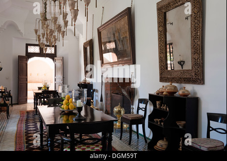 Beautiful moroccan interior by well known design duo for Well known interior designers