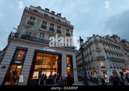 Shops on avenue champs elysees paris france stock photo royalty free image - H m avenue des champs elysees ...