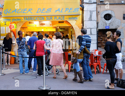 An ice cream gelato shop in sorrento on the amalfi coast - Boutique free annecy ...