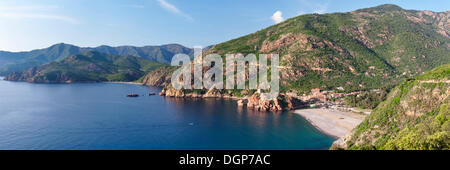Porto, Gulf of Porto, Corsica, France, Europe - Stock Photo