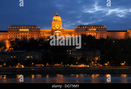 Hungarian National Gallery, Castle District, Budapest, Hungary, Europe - Stock Photo