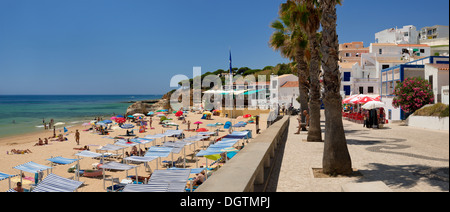 Portugal, the Algarve, Olhos d'Água - Stock Photo